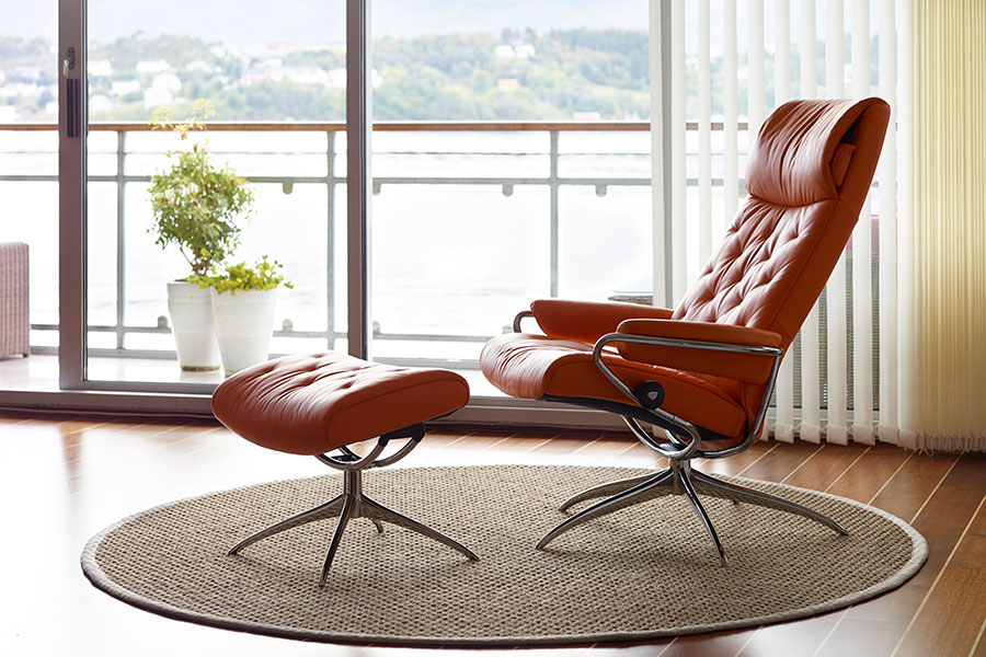 fauteuil relax stressless metro. Black Bedroom Furniture Sets. Home Design Ideas