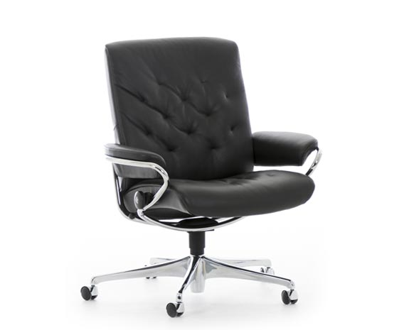 fauteuil relax stressless metro low back. Black Bedroom Furniture Sets. Home Design Ideas