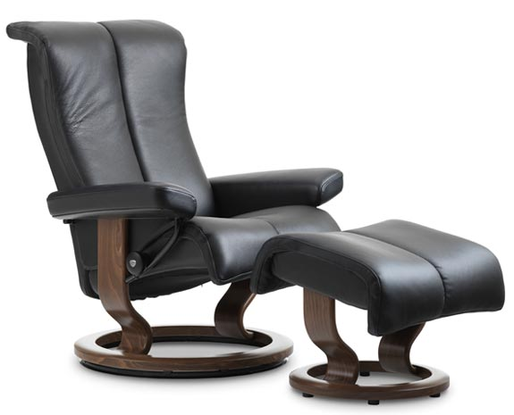 Fauteuil Confortable Design Stressless Piano Signature S  Moderne ...