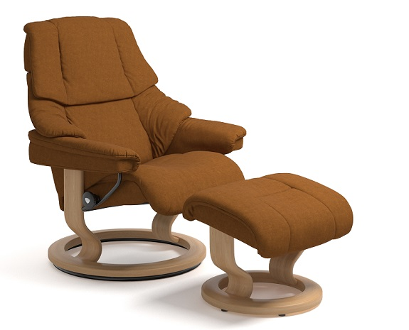 fauteuil relax stressless reno s classic stressless. Black Bedroom Furniture Sets. Home Design Ideas