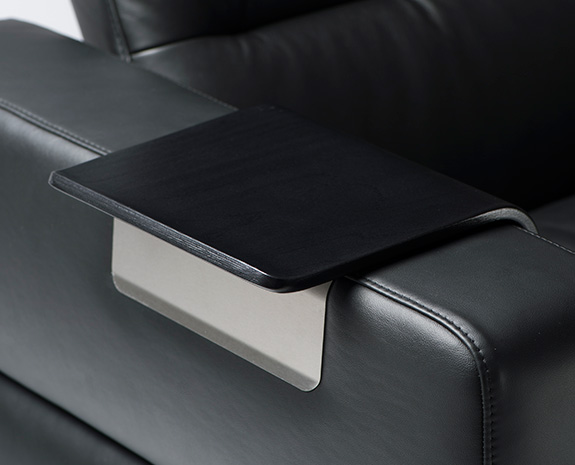 tablette canap accoudoir id es d 39 images la maison. Black Bedroom Furniture Sets. Home Design Ideas