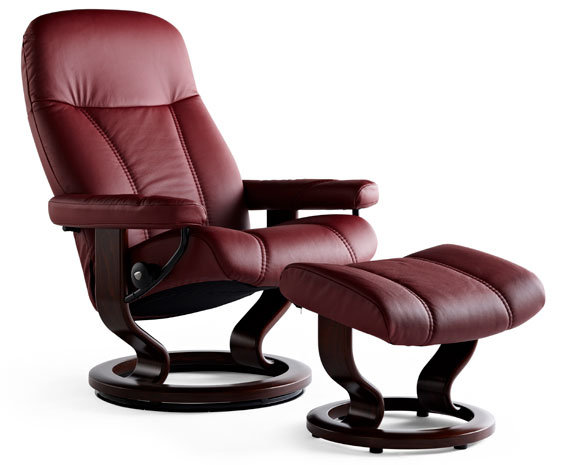 fauteuil relax stressless consul s stressless. Black Bedroom Furniture Sets. Home Design Ideas