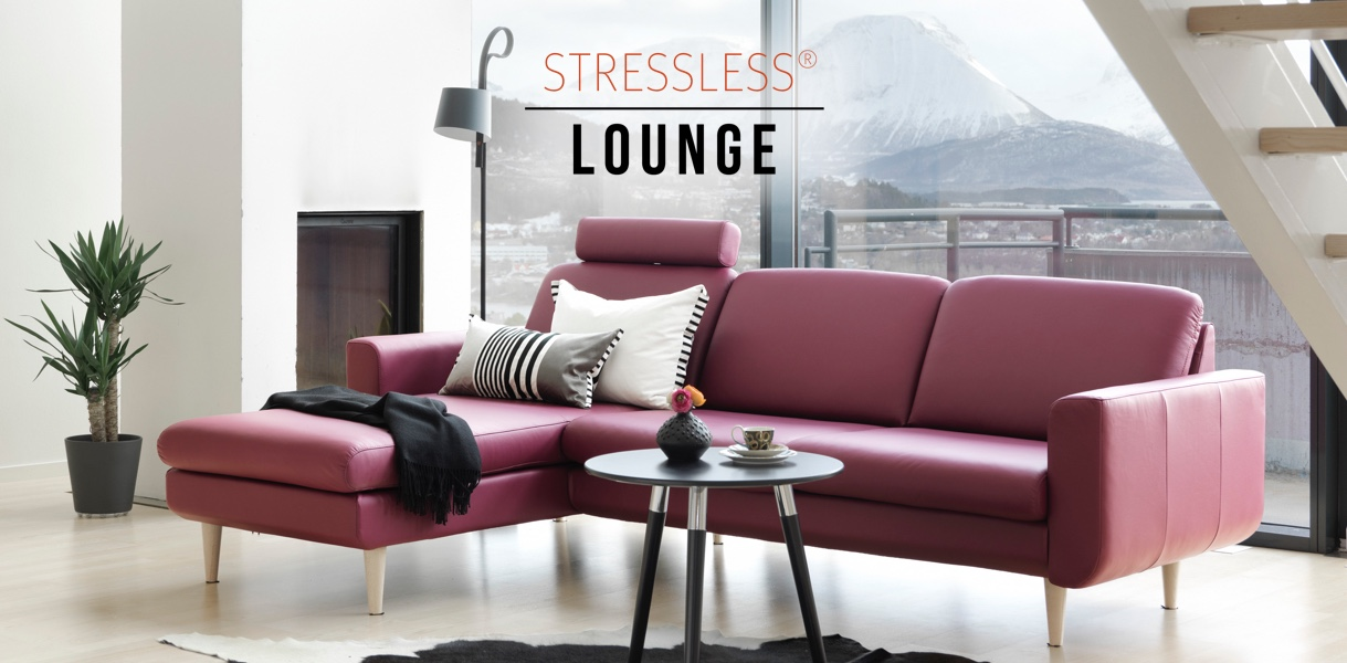 Canapé d'angle Lounge Stressless Joy