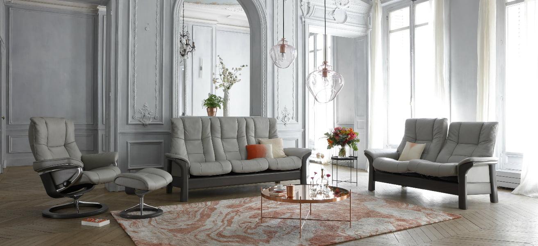 Canape Cuir Luxe Design se rapportant à salon en canapés cuir haut de gamme | stressless site officiel