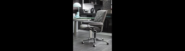 Fauteuil de bureau luxe stressless site officiel for Accessoire bureau luxe