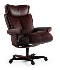 Votre fauteuil de bureau confortable stressless - Fauteuil de bureau 200 kg ...