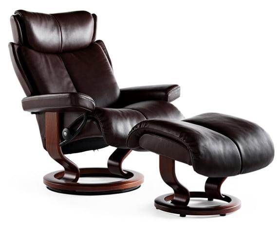 fauteuils design stressless magic fauteuils inclinables pour la relaxation. Black Bedroom Furniture Sets. Home Design Ideas