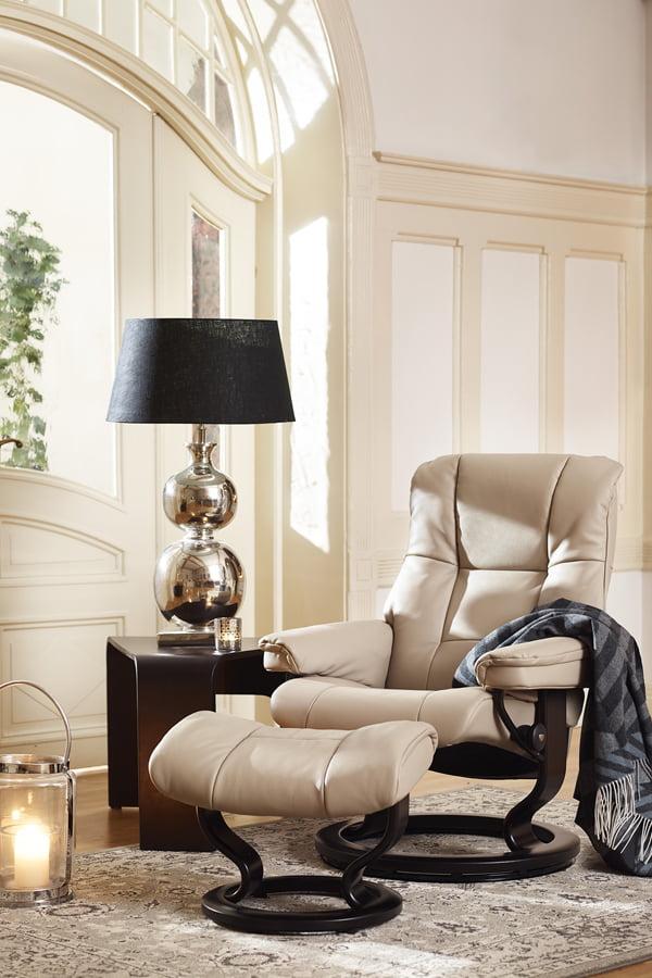 Fauteuils design stressless mayfair fauteuils for Canape windsor