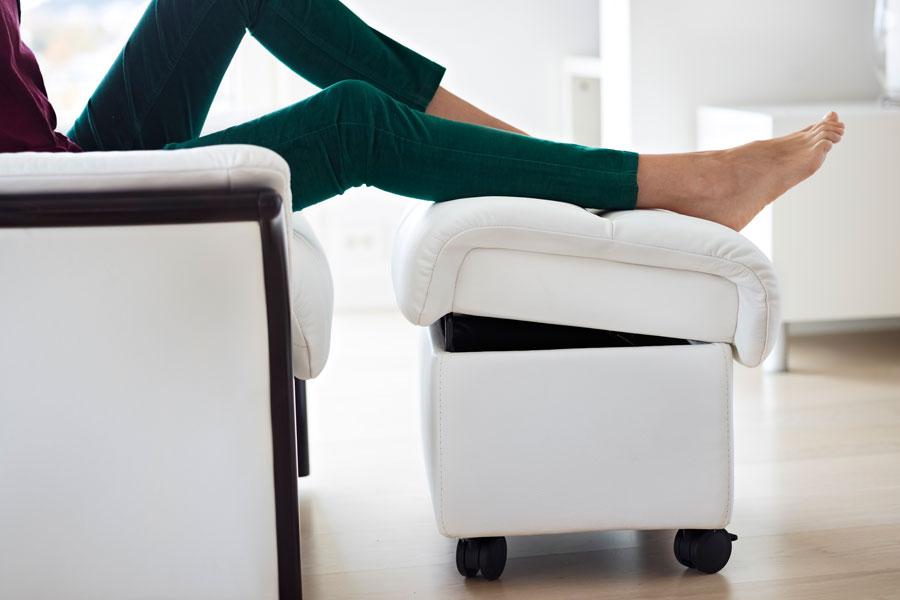 canap s d 39 angle stressless eldorado dossier haut. Black Bedroom Furniture Sets. Home Design Ideas