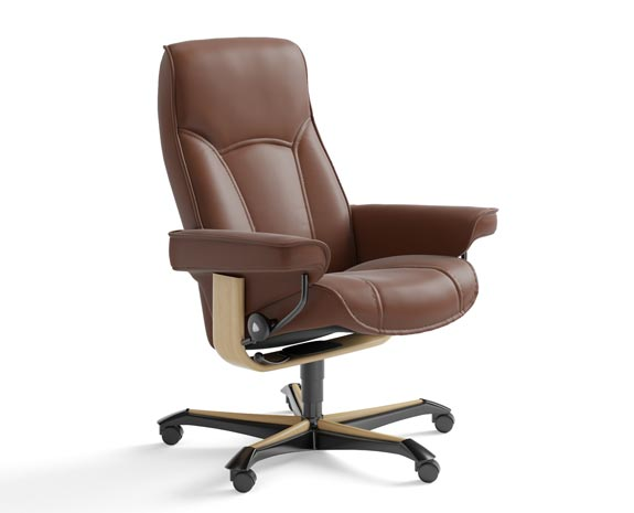 Stressless Senator Office