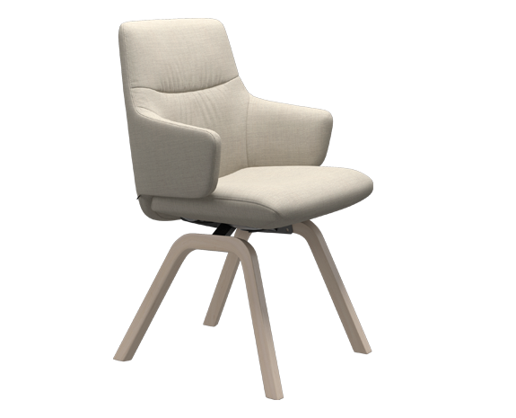 Stressless Mint dining chair wih armrests