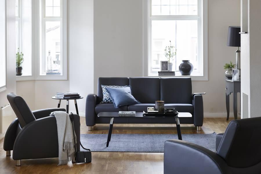 zitbanken stressless arion met hoge rugleuning. Black Bedroom Furniture Sets. Home Design Ideas