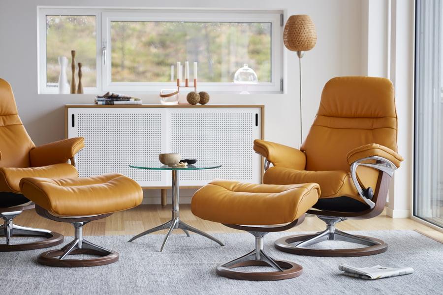 Stressless sunrise comfortfauteuils - De meest comfortabele fauteuils ...